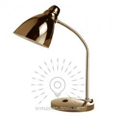 Настольная лампа Lemanso 60W E27 LMN102 бронзовая