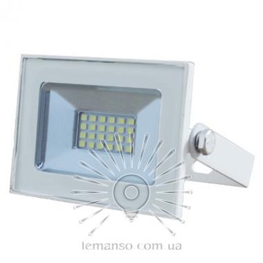 Прожектор LED 10w 6500K IP65 680LM LEMANSO белый / LMP33-10 описание, отзывы, характеристики