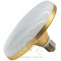 Лампа Lemanso LED НЛО 12W E27 720LM золото 85-265V / LM726