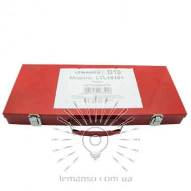 Набор инструментов LEMANSO LTL10110 описание, отзывы, характеристики