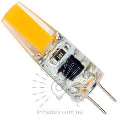 Лампа Lemanso LED G4 COB 2W 180LM 4500K 220-240V / LM767