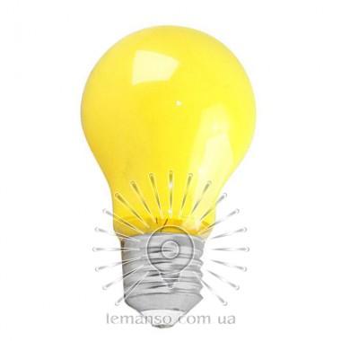 Лампа Lemanso св-ая 6W A60 E27 2200K 170-265V 3м от комаров / LM774 описание, отзывы, характеристики
