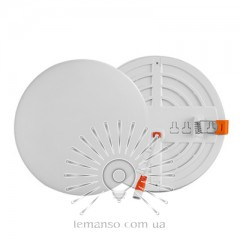 LED панель Lemanso 24W 2160LM 4500K 85-265V IP20 / LM1077