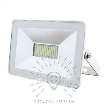 Прожектор LED 50w 6500K IP65 3400LM LEMANSO белый / LMP33-50 описание, отзывы, характеристики