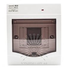 Коробка под 2-4 автоматы LEMANSO внутренняя, ABS, индикатор / LMA116