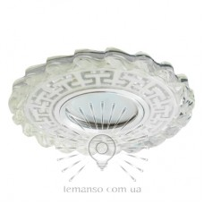 Spotlight Lemanso ST6323 clear MR16 + backlight 3W 6500K with driver