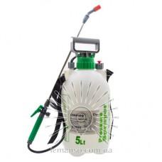 Опрыскиватель ручной 5 литра белый LEMANSO LMG15206
