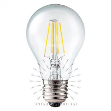 Лампа Lemanso св-ая 6W A55 E27 4LED COB 600LM 4000-4500K / LM338 описание, отзывы, характеристики