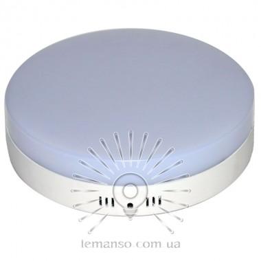 LED панель 2016 Lemanso 24W 1680LM 4500K круг 170-265V / LM523 описание, отзывы, характеристики