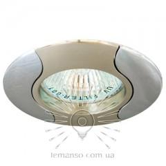 Спот Lemanso DL80 титан - хром mr16 /020