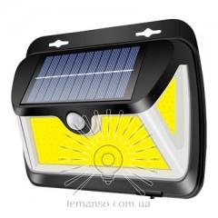 Подсветка для стены COB Lemanso 5W 260LM IP65 6500K с д/движения и солн. батареей / LM33006 с аккум