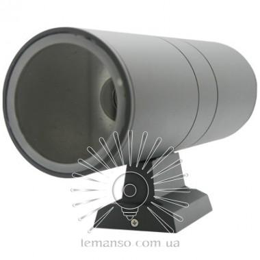 Подсветка для стены Lemanso 2*E27 - G45/A60 макс.15Вт (только LED) IP65 серая, 1м кабеля/ LM1110 описание, отзывы, характеристики