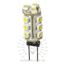 Лампа Lemanso LED G4 15LED 1W 45LM 4500К 12V 3528SMD/ LM201