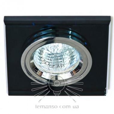 Спот Lemanso ST151 чёрный-хром GU5.3 описание, отзывы, характеристики
