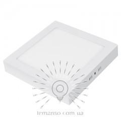 Накладная квадратная LED панель Lemanso 6W 450LM 6400K / LM424