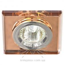 Спот Lemanso ST151 чайный-хром GU5.3