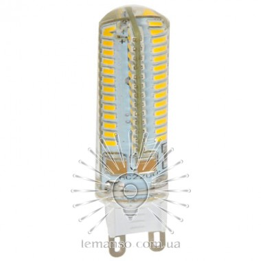 Лампа Lemanso св-ая G9 104LED 5W 380LM 6400К 230V / LM336 описание, отзывы, характеристики
