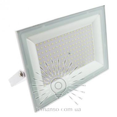 Прожектор LED 150w 6500K IP65 9000LM LEMANSO белый / LMP33-150 описание, отзывы, характеристики
