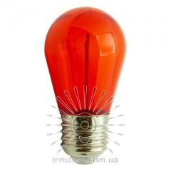 Лампа Lemanso св-ая 1W S14 E27 230V красная / LM3078