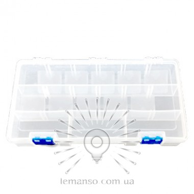Органайзер 230*125*35мм LEMANSO LTL13039 пластик описание, отзывы, характеристики