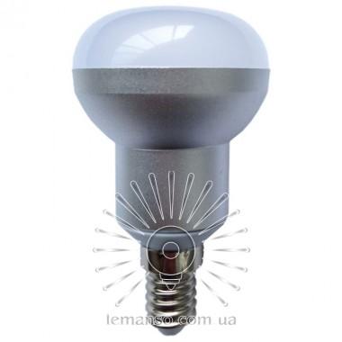 Лампа Lemanso R-50 60W матовая описание, отзывы, характеристики