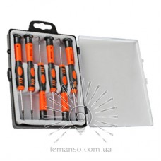 A set of precision screwdrivers 6pcs. LEMANSO LTL10082
