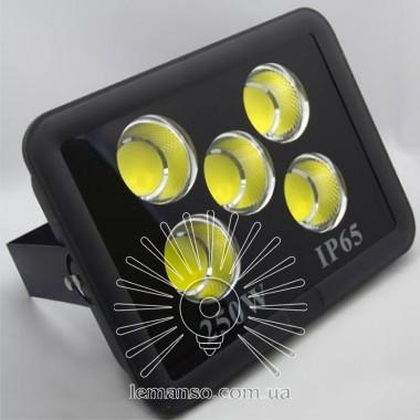 Прожектор LED 250w 6500K 5LED IP65 22500LM LEMANSO чёрный/ LMP14-250 описание, отзывы, характеристики