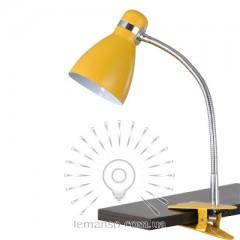 Н/лампа Lemanso 60W E27 LMN103 жёлтая