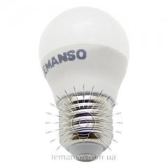 Лампа Lemanso св-ая 8W G45 E27 960LM 4000K 175-265V / LM3052