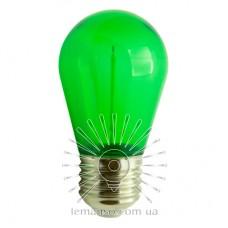 Лампа Lemanso св-ая 1W S14 E27 230V зелёная / LM3078