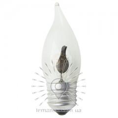 Лампа Lemanso C35B 10W E27 мерцающая