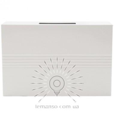 Механический звонок динг–донг Lemanso 230V LDB33 белый описание, отзывы, характеристики