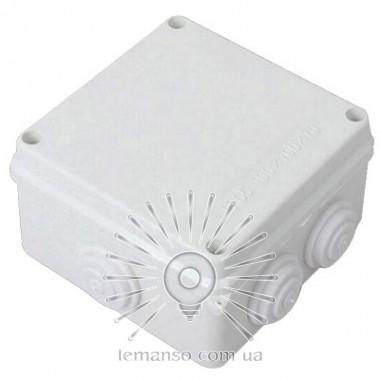 Расп. коробки LEMANSO 150*110*65 квадрат / LMA203 с резиновыми заглушками описание, отзывы, характеристики