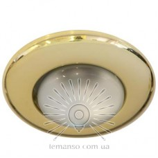 Спот Lemanso AL8113 золото R39 сфера