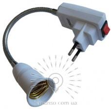 Вилка + кнопка + патрон Е27 Lemanso длина 50см / LMA751-50(LM751-50)