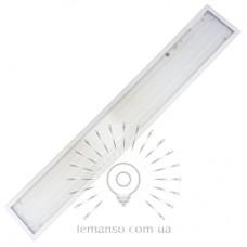 LED панель Lemanso 36W 2700LM 6500K 180-265V / LM1063 накл. (колотий лід) 1195x180x19мм