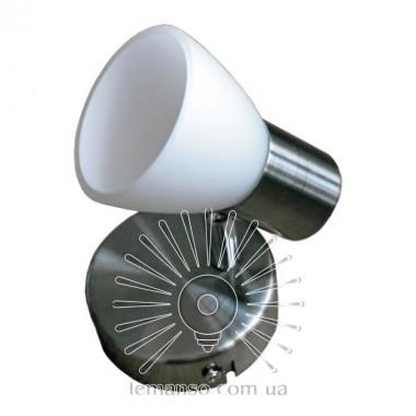 Спот Lemanso ST142-1 одинарный G9 / 40Wматовый хром описание, отзывы, характеристики