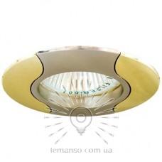 Спот Lemanso DL80 титан - золото MR16 /020
