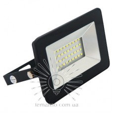 Floodloght LED 10w 800LM green IP65 LEMANSO / LMP37-10 for lawn lighting (black case)