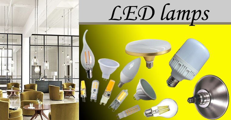 LED lamps Lemanso