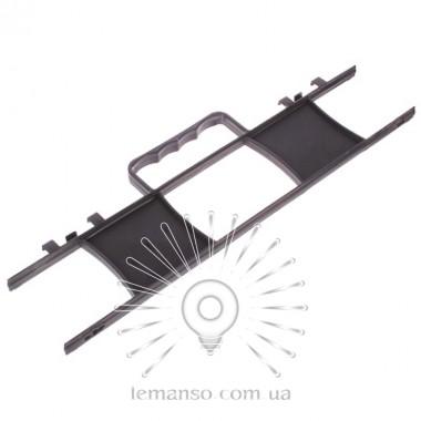 Рамка для намотки провода удлинителя пластик Lemanso / LMK066 чёрная описание, отзывы, характеристики